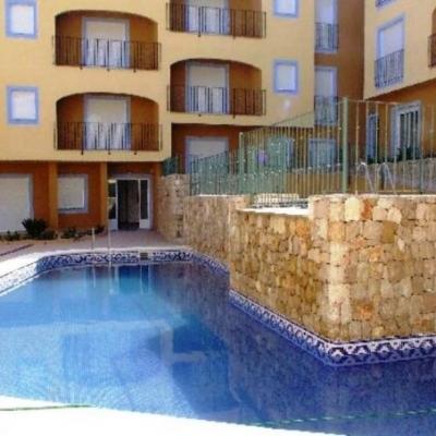 1 bed apartments & duplex in Teulada