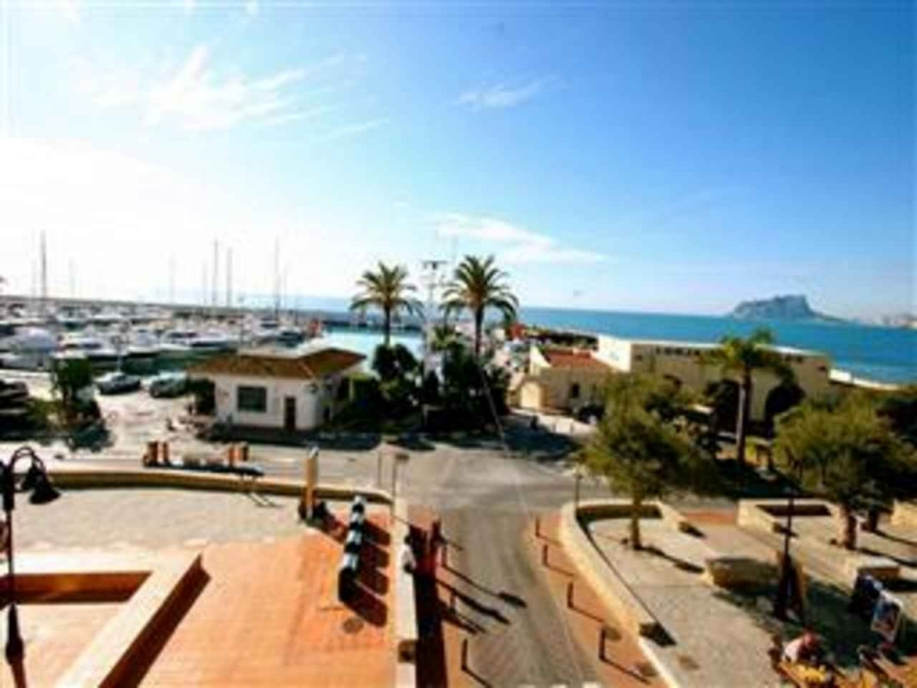 1 bed apartment in Moraira