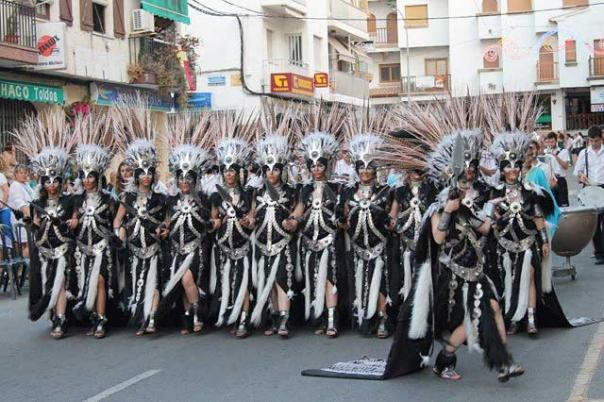 Calendar of Moraira-Teulada Fiestas 2018