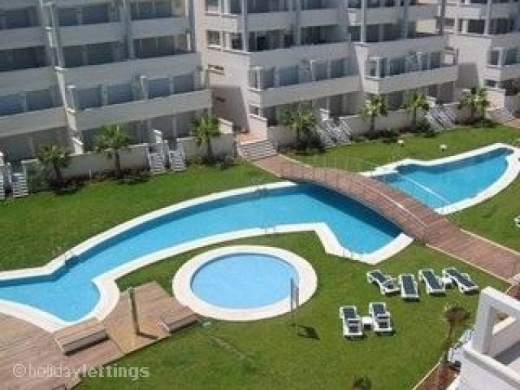 2 bed apartments in Denia
