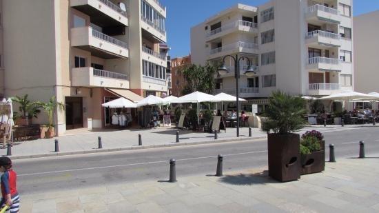 Castle Bar Moraira