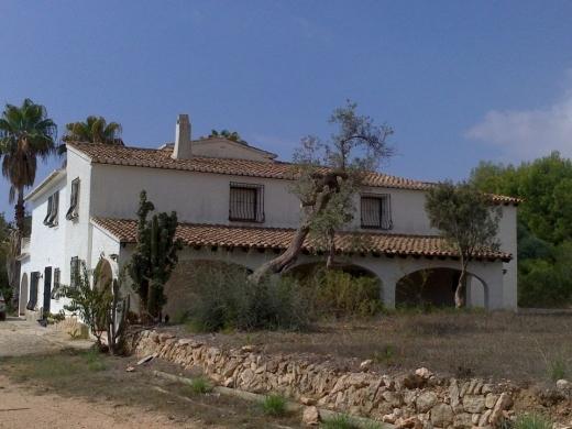 9 bed villa in Moraira