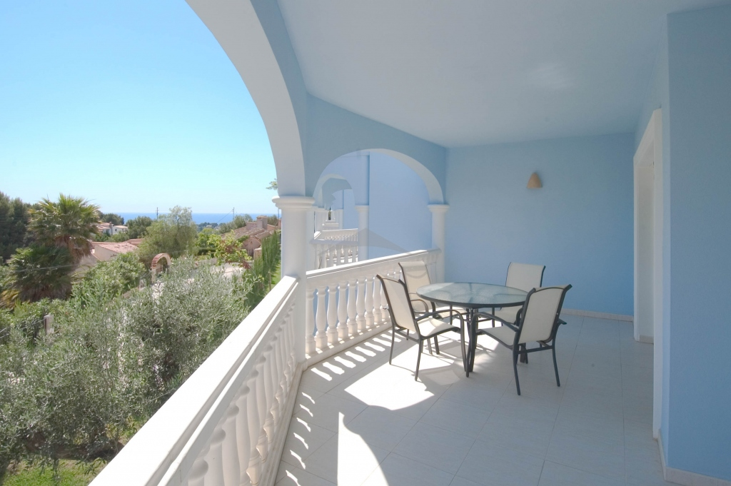 2 bed apartment / flat in Benissa