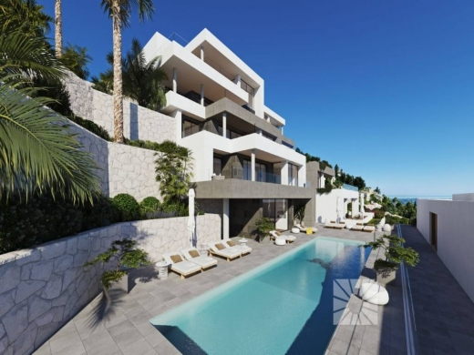 3 bed apartments in Denia