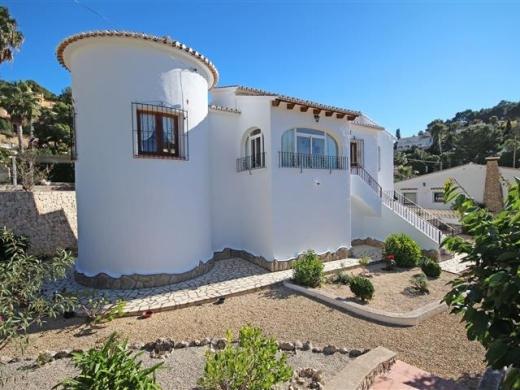 2 bed  villa in Benissa Costa