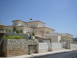 5 bed villa in Javea