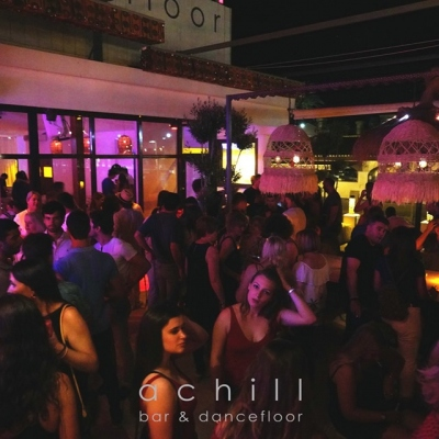 Javea Nightlife at Achill Bar & Dancefloor