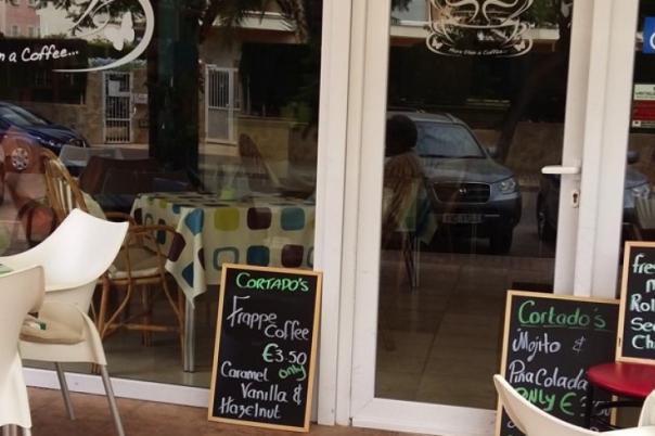 Cafe Cortado Javea