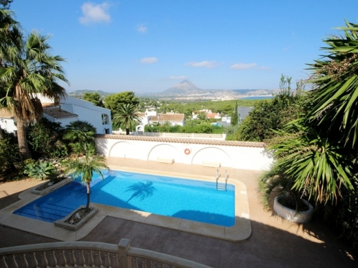 7 bed villas / chalets in Javea