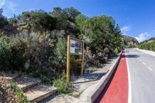Walking in Javea & Moraira: RUTA DE LOS ACANTILADOS