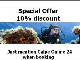 CEMAS Scuba Diving: 10% Discount (Special Offer)