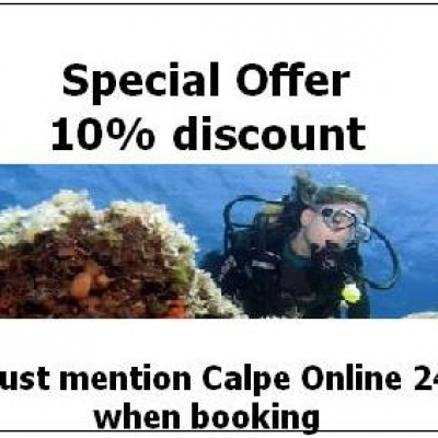 CEMAS-Scuba Diving: 10% Special Offer Discount