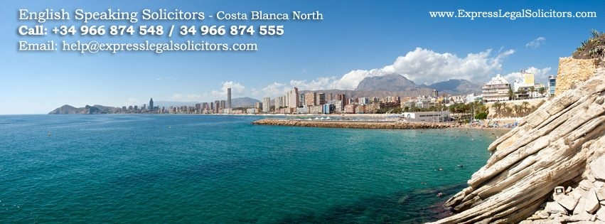 Express Legal Solicitors - English Solicitor Moraira