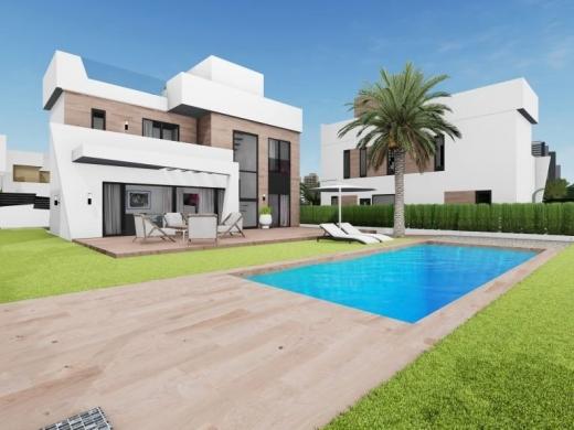 3 bed villa in Finestrat