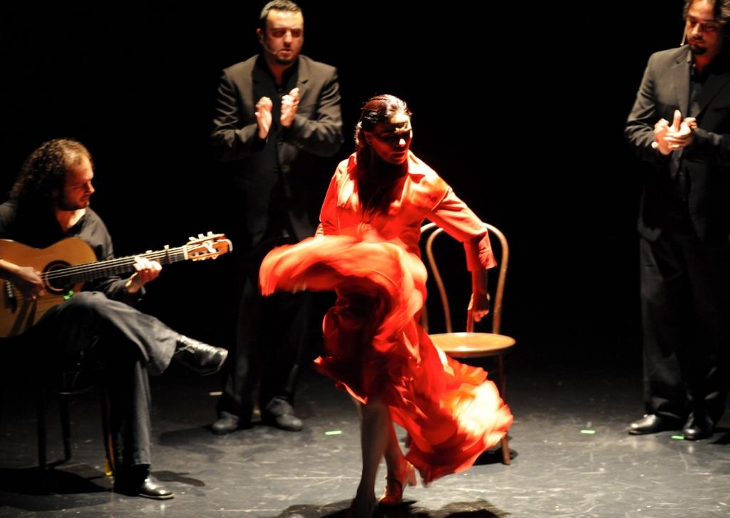 Dancing: Flamenco Classes in Javea & Calpe