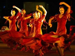 Flamenco classes in Javea - every Sunday