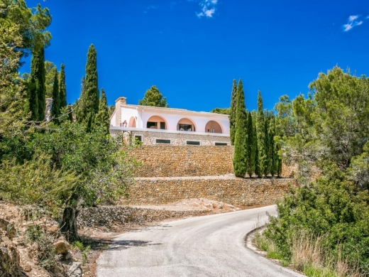 4 bed country house in Calpe
