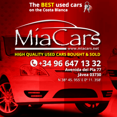 Mia Cars - Used Cars for Sale Javea