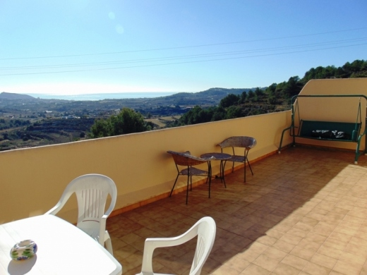 2 bed bungalows in Teulada