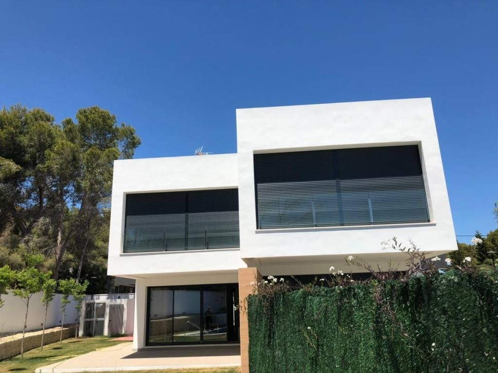 3 bed villas in Moraira