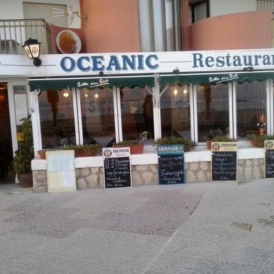 New Autumn Menu at Oceanic Restaurant Calpe