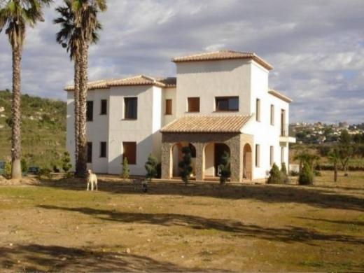 8 bed villas in Moraira
