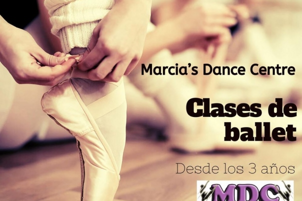 Keep Dancing at Marcia's Dance Centre in Calpe