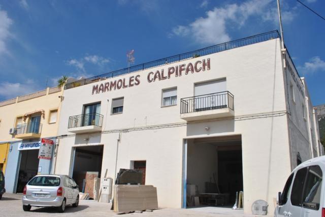 Marmoles Calpifach - Marble and Granite