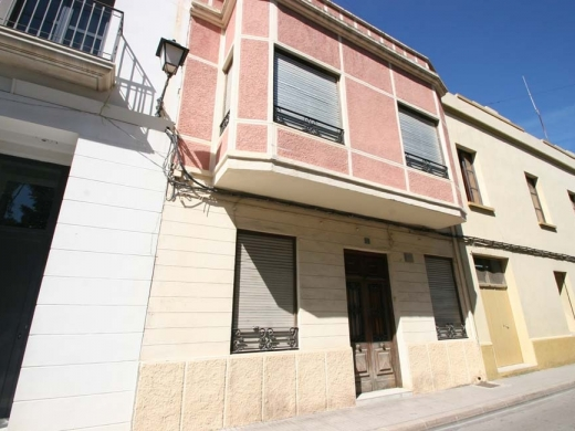 6 bed town house in Benissa