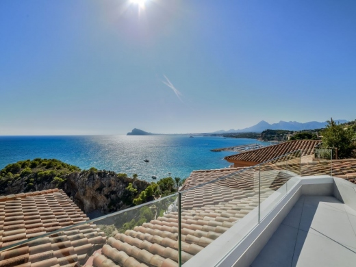 4 bed penthouse in Altea