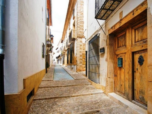 12 bed townhouse in Benissa