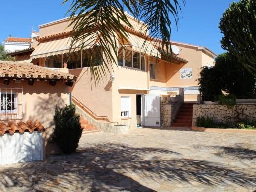 2 bed casa / chalet in Moraira