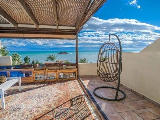 4 bed town house in Altea
