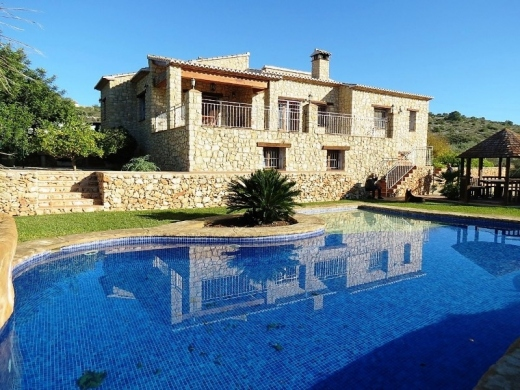 4 bed  finca in Teulada