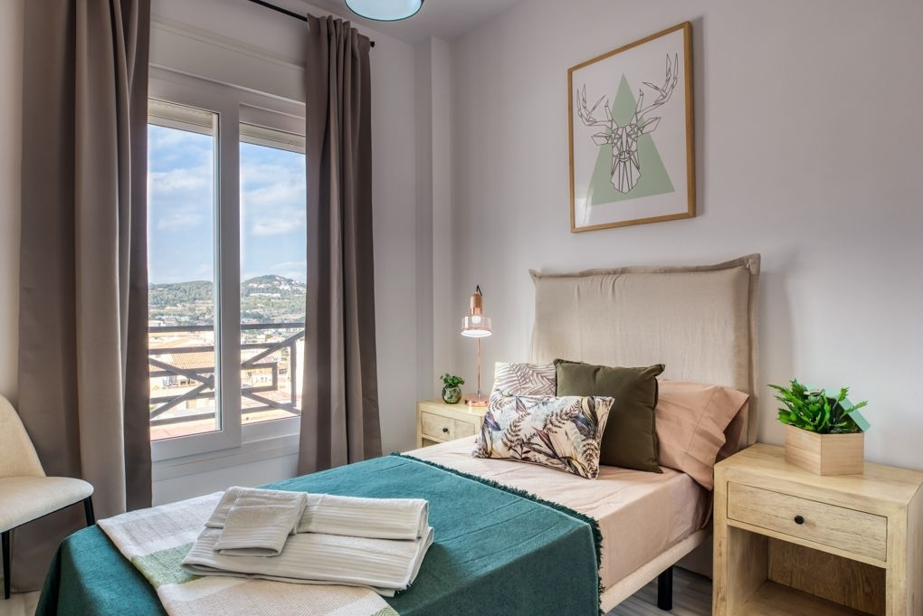 3 bed apartment in Calpe