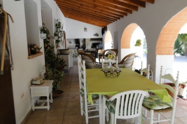 4 bed casa de campo in Benissa