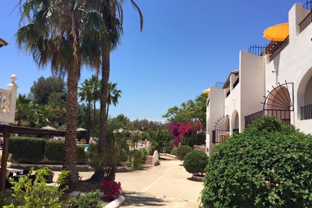 Hotel los limoneros hotels guest houses in moraira spain for Appart hotel 2 moraira