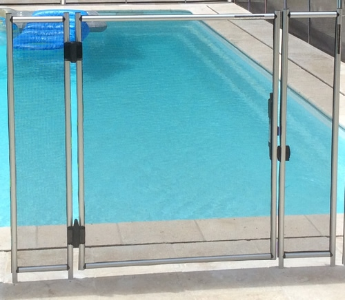 Neater Pool Safety Fence - Pool Fencing