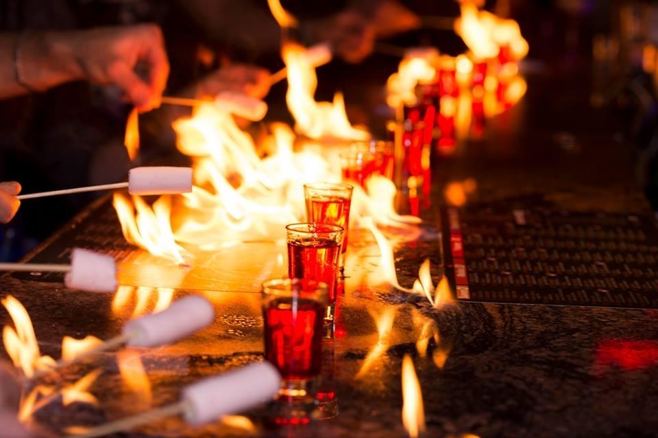 Chupiteria Hot Shots