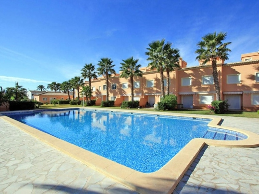 3 bed town house in Denia