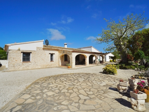 4 bed country houses - fincas in Teulada