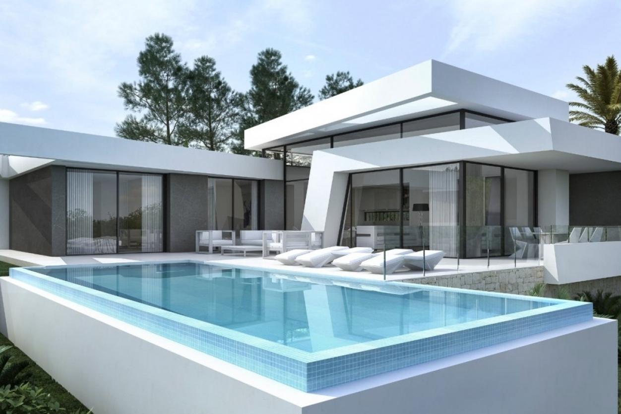 4 bed villa in Moraira - Benitachell