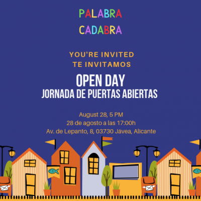 Open Day at Academia Palabra Cadabra Language School