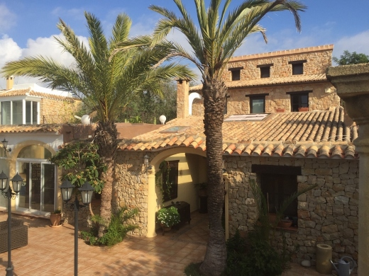 11 bed finca / country house in Benissa Costa