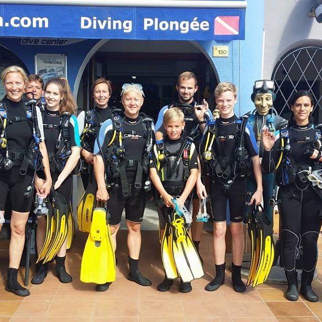 Scuba Moraira - Dive Centre on the Costa Blanca