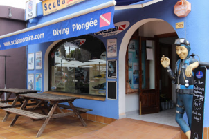 Scuba Moraira - Dive Centre on the Costa Blanca