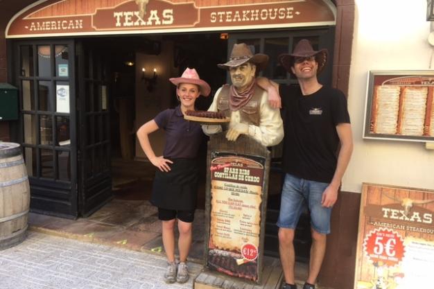 Steakhouse Texas Calpe Steakhouse Steakhouse Calpe In Calpe Spain