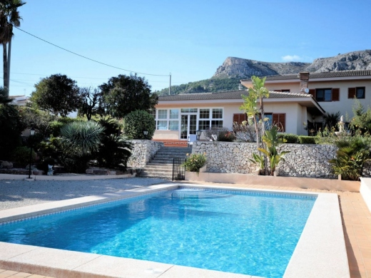 6 bed villa de lujo in Calpe / Calp