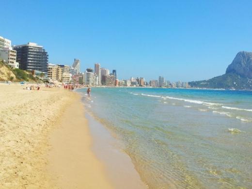 Arenal-Bol Beach (Calpe)