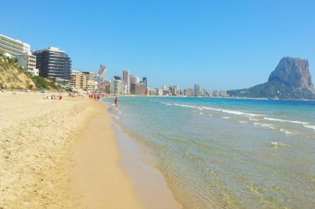 Calpe Arenal-Bol Beach